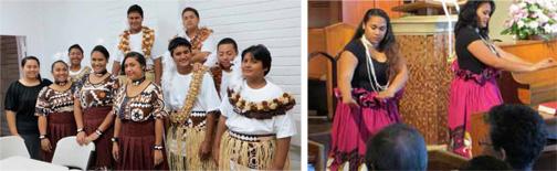 StE Tongan music
