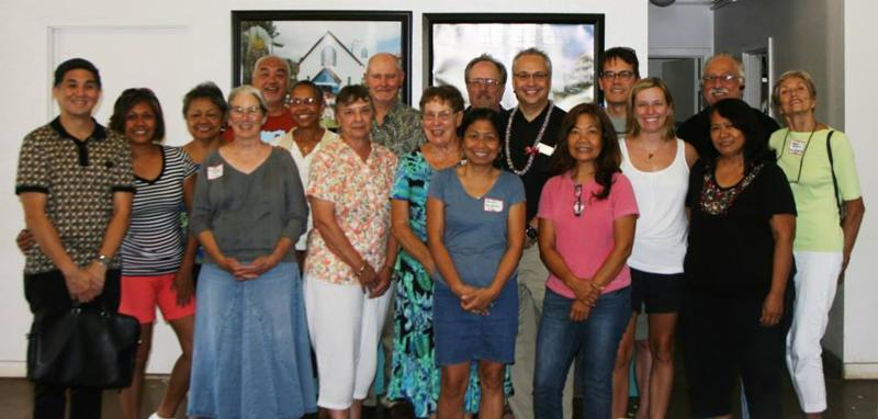 parish stewardship panel