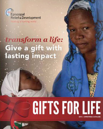 A great way to show you care is with Gifts for Life, a part of the Episcopal Relief & Development's giving program. The online catalog is full of meaningful ...