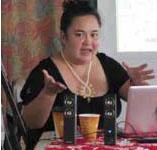 SE Micronesian speaker