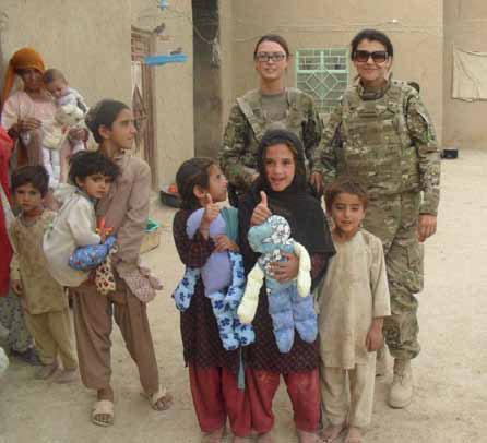 St. Elizabeth ragdolls Afghanistan