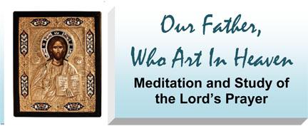 Lord's prayer workshop flier 2013