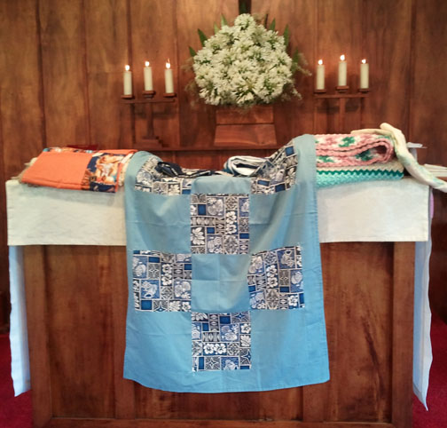 StJames shawls