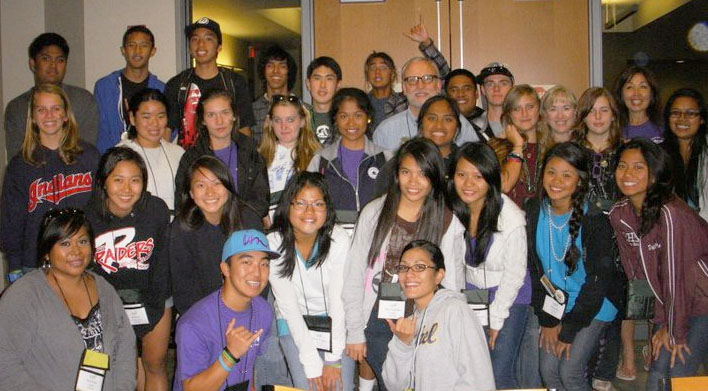 EYE 2011 group Bishop