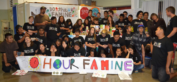 2013 famine youth