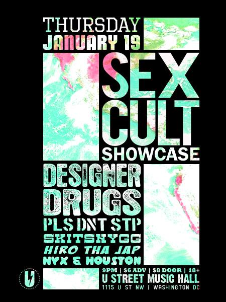 Sex Cult Showcase 1-19