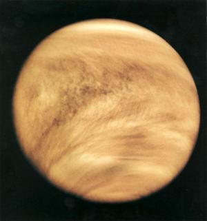 Venus with Clouds