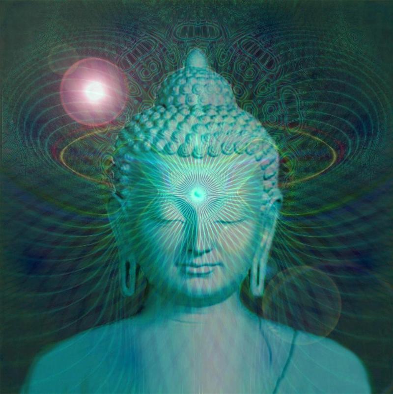 Buddha turquoise