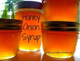 honey onion syrup for cough