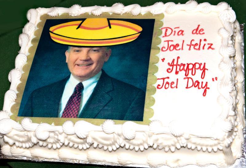 Joel Sutter Cake