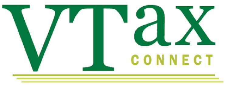 VTax Connect Logo