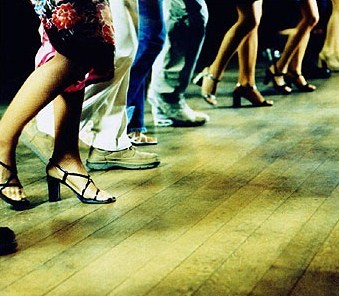 Line dance image