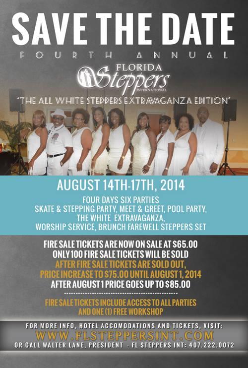 2014 4th Annual All White Extravaganza
