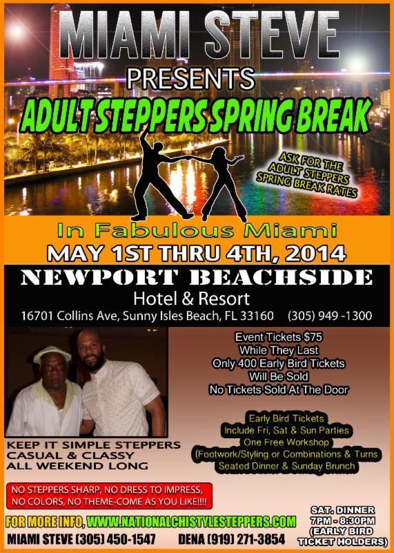2014 Adult Spring Break