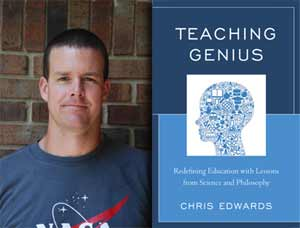 Chris Edwards: Teaching Genius