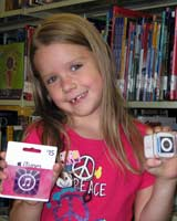 Children's iPod Shuffle Winner