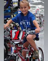 Children's Bike Winner