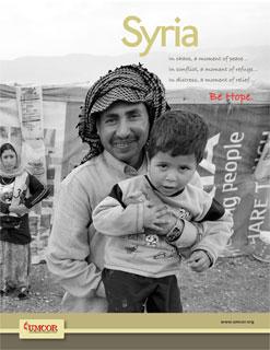 Syria UMCOR insert
