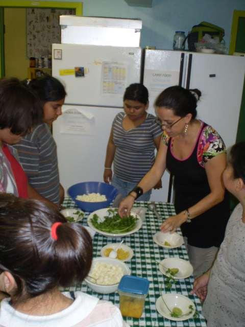 Maribel Teaching Nutrition