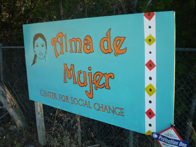 Alma Gate Sign