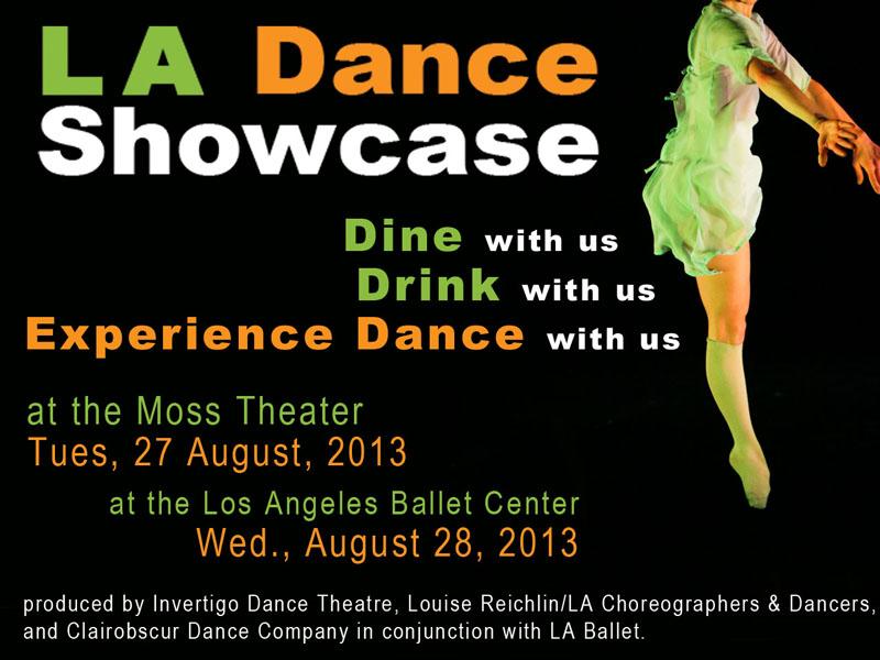 LA dance showcase