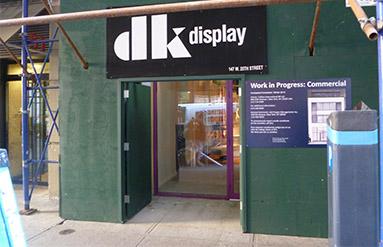 DK showroom