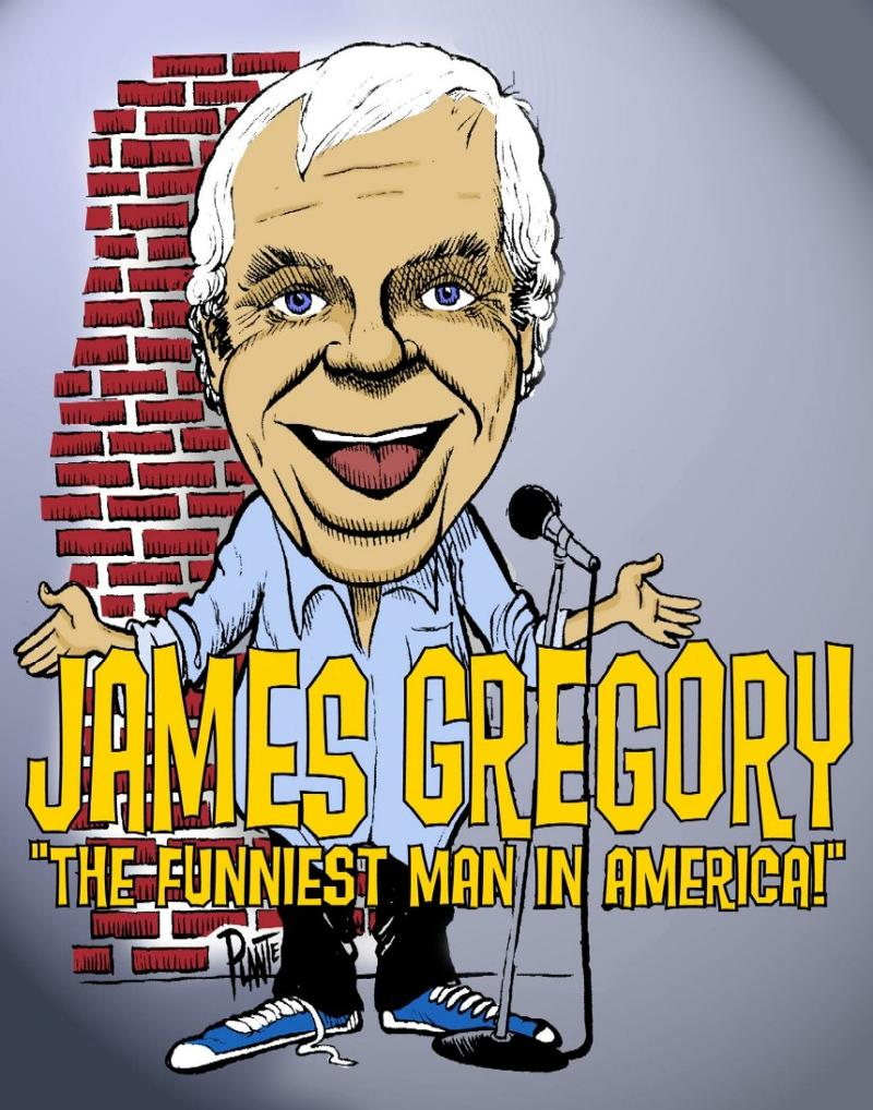 James Gregory Poster
