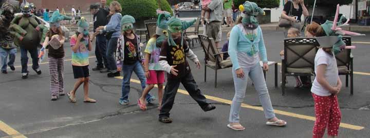 big nazo robot parade