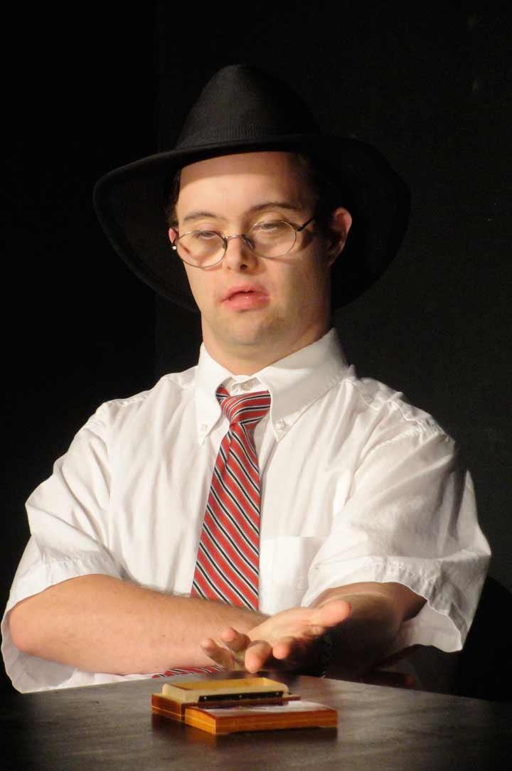 Bobby Macaux as Chuck Exley