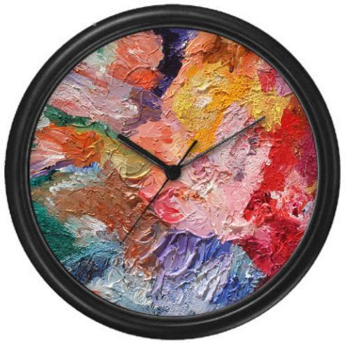 Birth of Passion clock