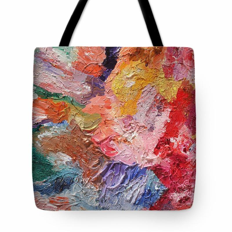 Birth of Passion tote bag