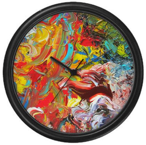 Surprise clock