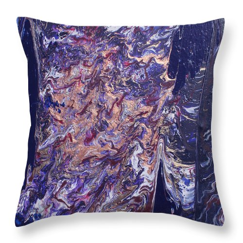 Revolution - throw pillow