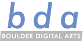 Boulder Digital Arts logo