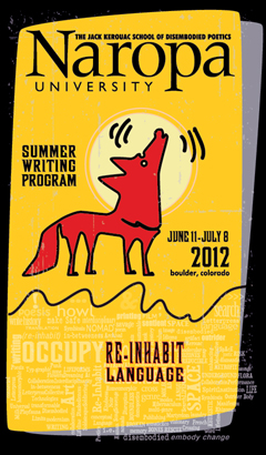 Summer Writing Program Logo for 2012