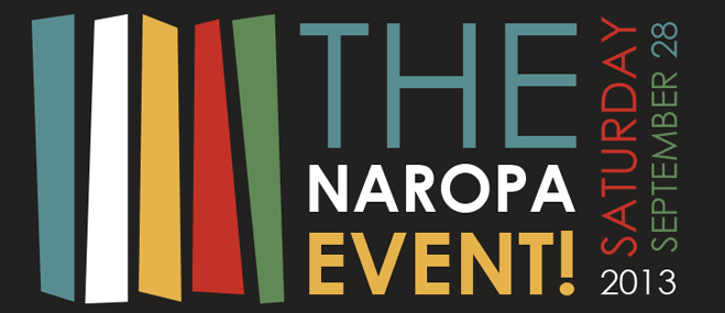 The Naropa Event logo