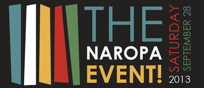 The Naropa Event logo