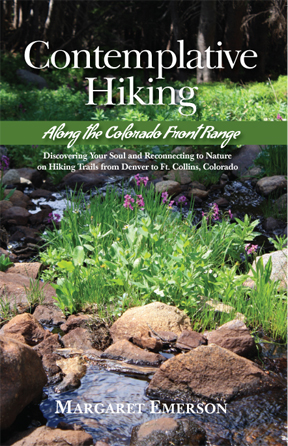 Contemplative Hiking book cover