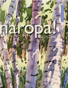 Spring 2009 Naropa Magazine cover