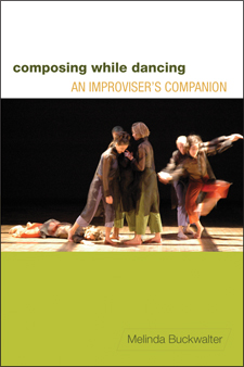 Composing While Dancing book cover image