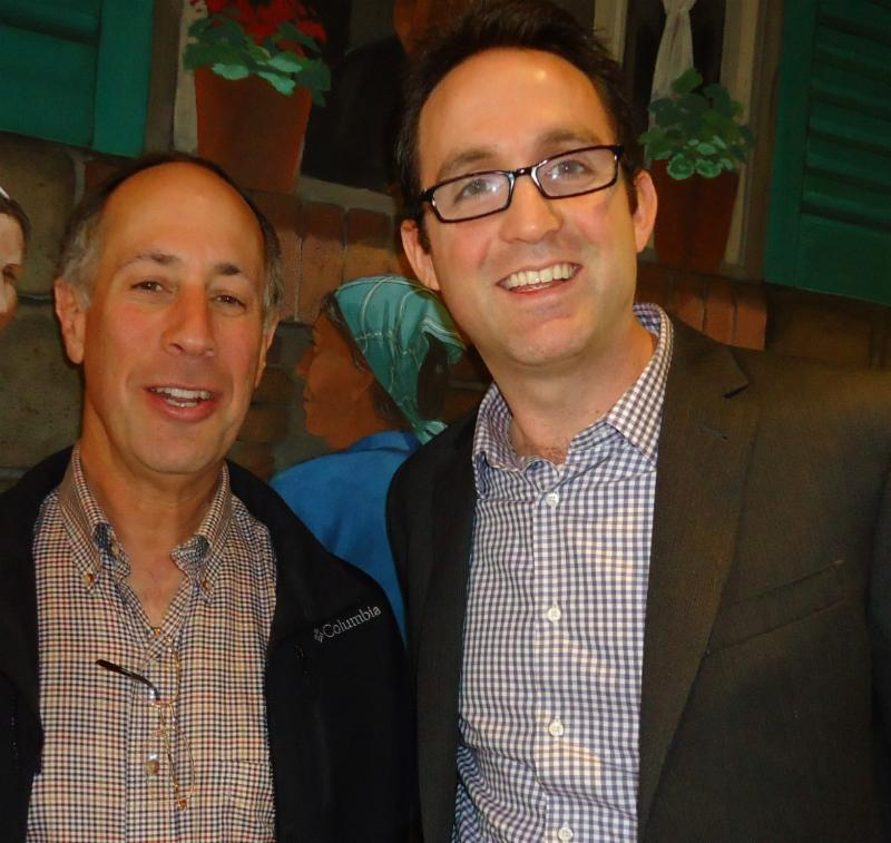 Steve Goldberg, Richard Sheridan