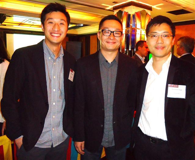 Tencent trio