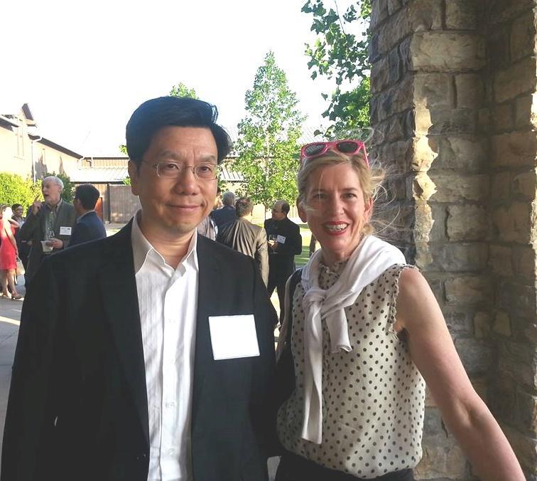 Kai-Fu Lee, Rebecca