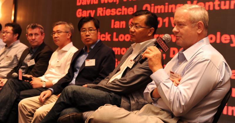 VC panelists