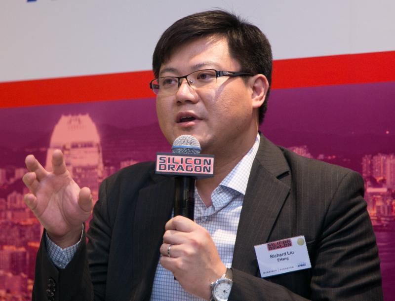 Richard Liu, EHang