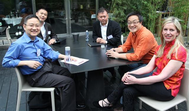 Silicon Dragon Beijing serial entrepreneurs