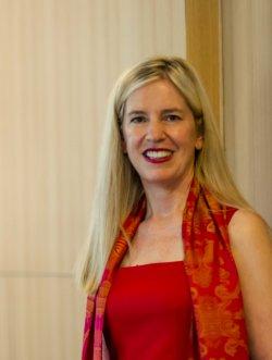 Rebecca in Shanghai 2012