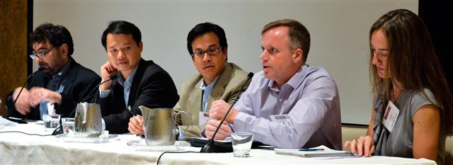 Dealmaker panelists at Silicon Dragon on Sand Hill 2012