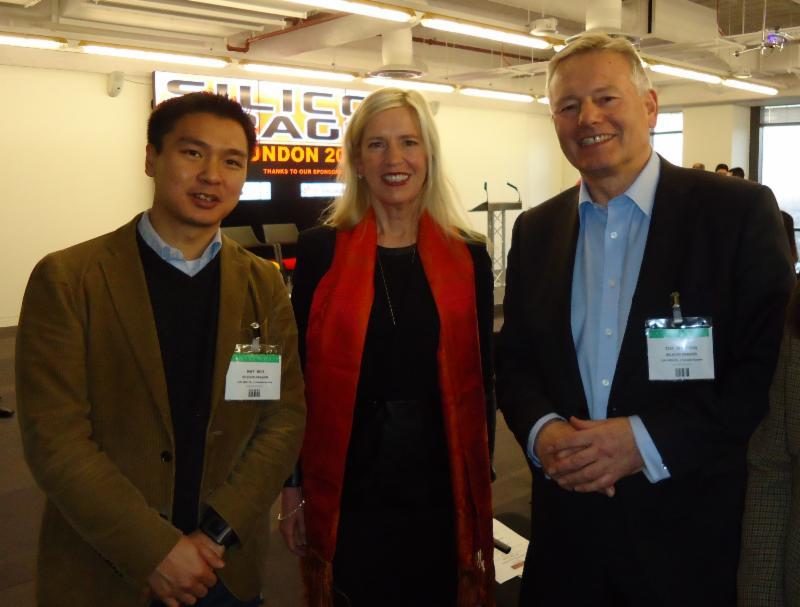 Lord Wei, Rebecca, Tim Watkins