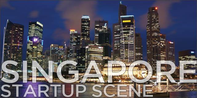 Singapore starutp scene